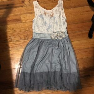 ModCloth home sweet scone a line tulle dress